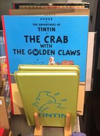 Tintin Books, San Anselmo, California
