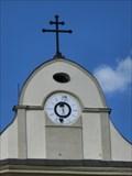 Image for Chateau Clock - Lomnice, Czech Republic
