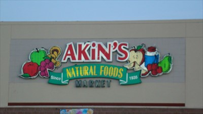 Akin S Natural Foods Oklahoma City Ok