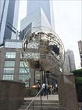 Image for Earth Globe - New York, NY