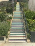 Image for Athens Avalon Greenspace Stairs - San Francisco, California
