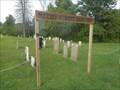Image for Mexico Street Cemetery Fence - Camden, NY