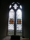 Image for Stained Glass Windows, St Andrew - Winston, Suffolk