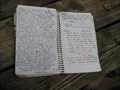 Image for Trail Register at Little Laurel Shelter - Madison County, NC