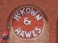 Image for McKown & Hawes - Mural - Atlanta, Illinois, USA.