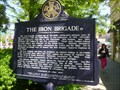 Image for Civil War Plaque - The Iron Brigade - Detroit, Michigan, USA.