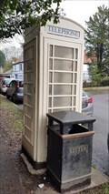 Image for Telephone Box - Dale Road - Welton, East Riding of Yorkshire