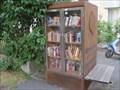 Image for Öffentlicher Bücherschrank, Querallee, Kassel, D