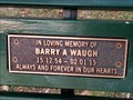 Image for Barry Waugh, bench - Rocky Point Island, NSW, Australia