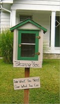 Image for The Blessing Box - Community of Christ - Fulton, MO - USA