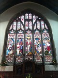 Image for Stained Glass Windows, St Mary the Virgin - East Bergholt, Suffolk