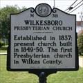 Image for Wilkesboro Presbyterian Church, M-38