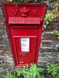 Image for Victorian Wall Post Box - East Lavant, West Sussex, UK