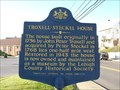 Image for TROXELL-STECKEL HOUSE (on 329)