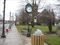 Image for Bedford Commons Clock  -  Bedford, OH