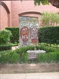 Image for Berlin Wall Segment with Graffiti - Dallas, Texas