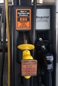 Image for E85 Fuel Pumps - On Cue, North May Avenue and West Hefner Road, Oklahoma City, Oklahoma