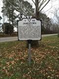 Image for FIRST -- English Representative Legislative Body in North America - Jamestown, VA