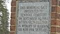Image for Marion Billings Memorial Gate - Newport, WA