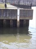 Image for Medway Tide Gauge - Gun Wharf, Chatham, Kent, UK