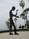 Hammering Man, La Jolla, CA