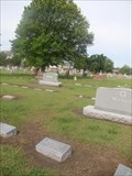 Image for FIRST Oklahoma County Probate Judge - Fairlawn Cemetery - OKC, OK