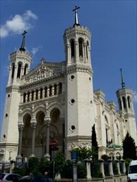 Basilica Notre-Dame de Fourvière - Lyon