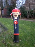 Image for Painted Hydrant - Ruurlo - the Netherlands