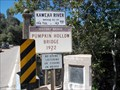 Image for Pumpkin Hollow   - Three Rivers CA