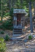 Image for St. Elmo Outhouse - St. Elmo, CO