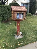Image for Little Free Library Fairy Door - Livermore, CA