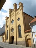 Image for Synagogue / Synagoga, Písek, Czech republic