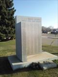 Image for Rock Springs World War II Memorial - Rock Springs WY
