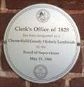 Image for Clerk's Office of 1828 - Chesterfield, VA