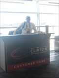 Image for Inside Clinton National Airport, Little Rock, Arkansas
