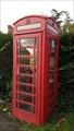 Image for Red Telephone Box - Kingston on Soar, Nottinghamshire