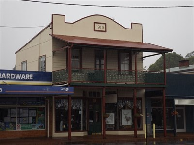 The 1910 Dated Building.1407, Sunday, 16 December, 2018