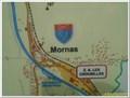 Image for Blason de Mornas - Bollene, France