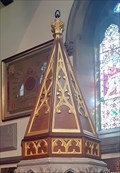 Image for Font Cover - St Peter - Bournemouth, Hampshire