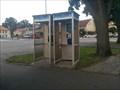 Image for Payphone / Telefonni automat - namesti Miru, Hermanuv Mestec, Czech Republic