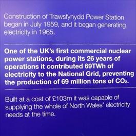 Trawsfynydd - Nuclear Power Station