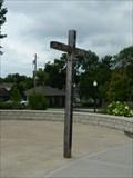 Image for Cross of Saint Joseph Catholic Church Plaza - Shawnee, Kansas