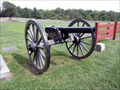 Image for 2.9-inch (10-pounder) Army Parrott Rifle, Model of 1863, No. 243 - Gettysburg, PA