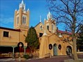 Image for San Felipe de Neri Church - Old Town, Albuquerque NM.
