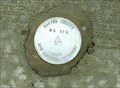 Image for Bartow County GPS Control Disk-BC 175
