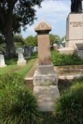 Image for William P. Hardeman -- Texas State Cemetery, Austin TX