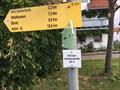 Image for Höhenmarke Hohlenbergstraße in Elchingen, Neresheim 607 Meter