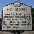 Image for 85th Redoubt, Marker BBB-6