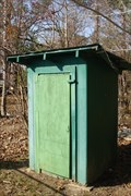 Image for Mt. Olive East Church Outhouse