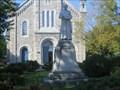 Image for Statue du Curé Mignault - Statue of Father Mignault - Chambly, Québec